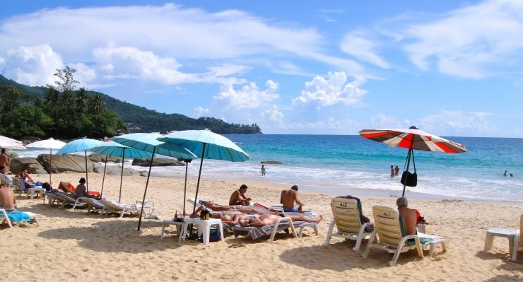 Tourist numbers rise in Thailand amid growing concerns